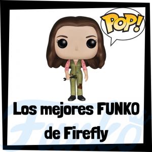 Los mejores FUNKO POP de Firefly - Los mejores FUNKO POP de personajes de Firefly - Funko POP de series de televisión