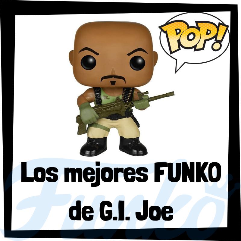 Los mejores FUNKO POP de G.I. Joe
