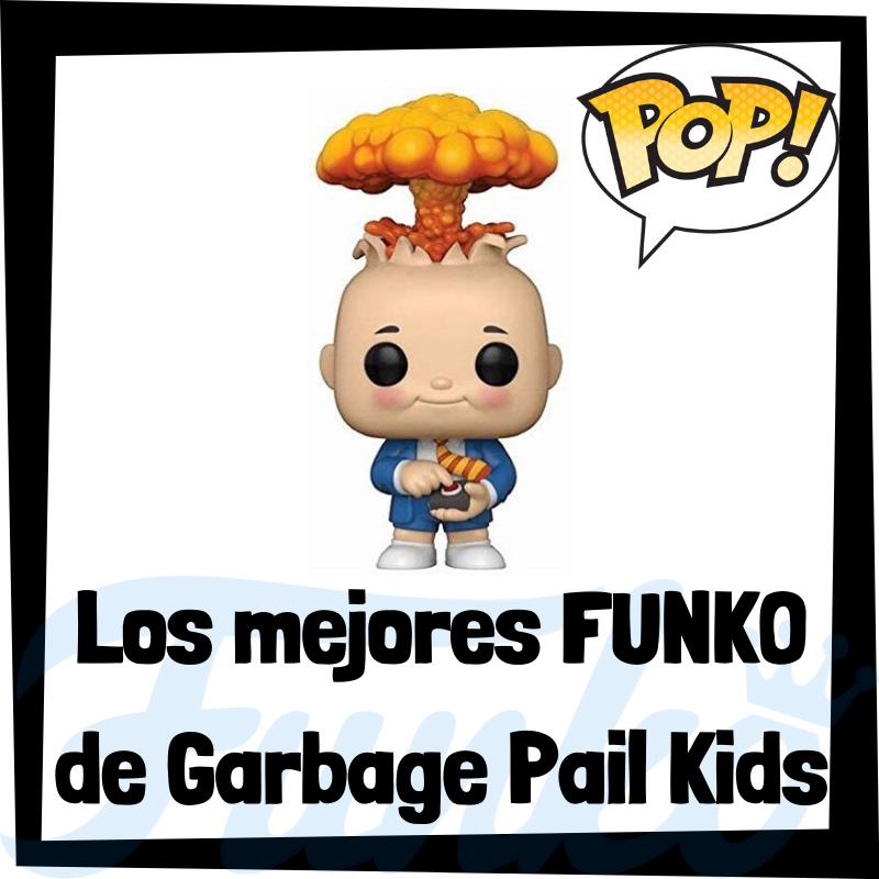 Los mejores FUNKO POP de Garbage Pail Kids