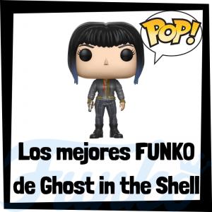 Los mejores FUNKO POP de Ghost in the Shell El alma de la máquina - FUNKO POP de películas