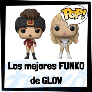 Los mejores FUNKO POP de Glow - Los mejores FUNKO POP de personajes de Glow - Funko POP de series de televisión