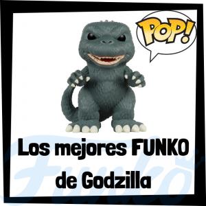 Los mejores FUNKO POP de Godzilla - FUNKO POP de películas