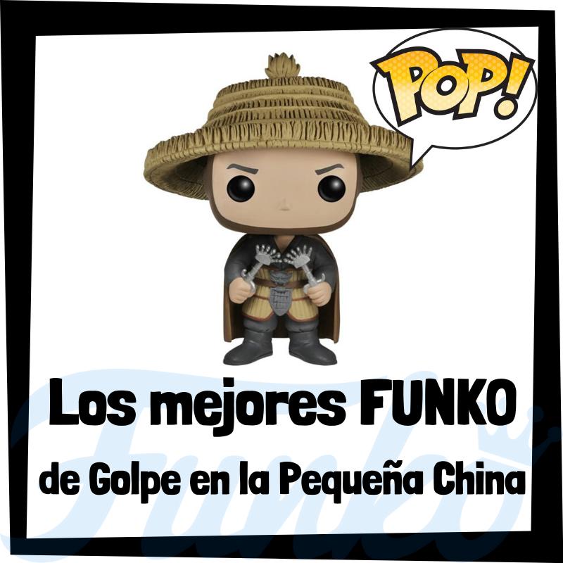 Los mejores FUNKO POP de Golpe en la Pequeña China