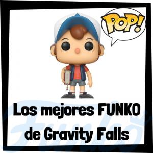 Los mejores FUNKO POP de Gravity Falls - Funko POP de series de televisión de dibujos animados