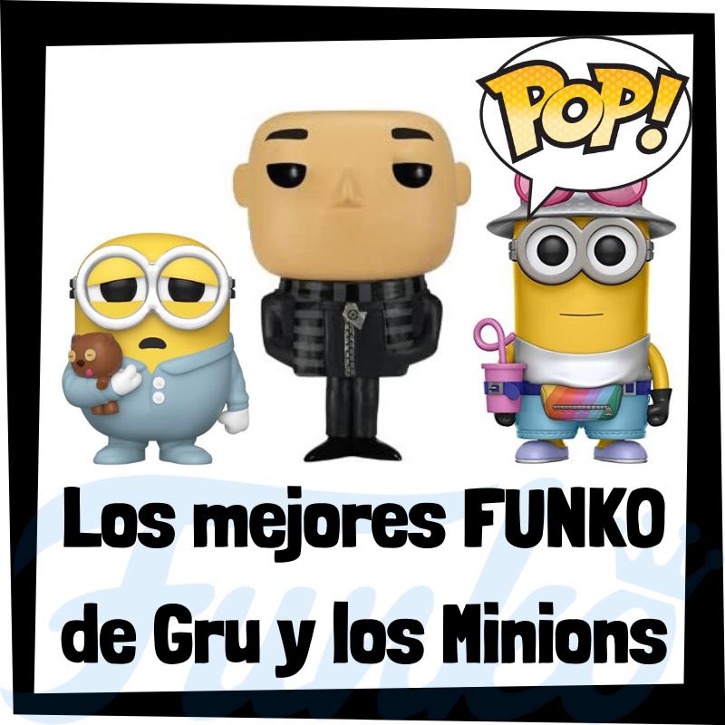 Los mejores FUNKO POP de Gru: Mi villano favorito y los Minions