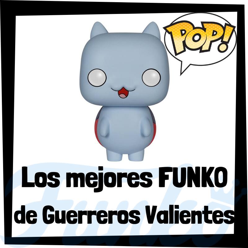 Los mejores FUNKO POP de Guerreros Valientes