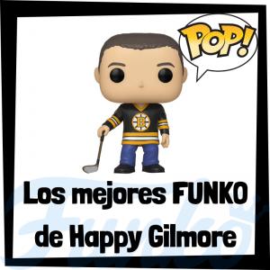 Los mejores FUNKO POP de Happy Gilmore - FUNKO POP de películas
