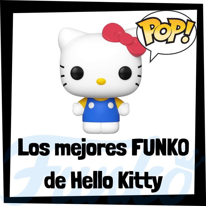 Los mejores FUNKO POP de Hello Kitty