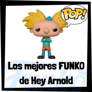 Los mejores FUNKO POP de Hey Arnold - Funko POP de series de televisión de dibujos animados