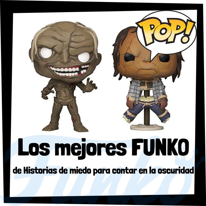 Los mejores FUNKO POP de Historias de miedo para contar en la oscuridad