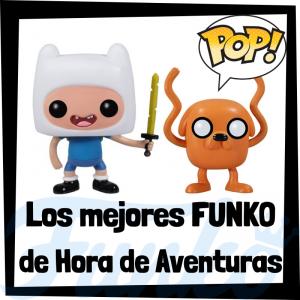 Los mejores FUNKO POP de Hora de Aventuras - Adventure Time - Funko POP de series de televisión de dibujos animados