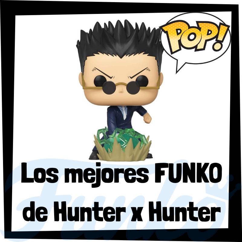 Los mejores FUNKO POP de Hunter x Hunter