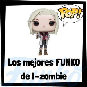 Los mejores FUNKO POP de I-Zombie - Los mejores FUNKO POP de personajes de IZombie - Funko POP de series de televisión