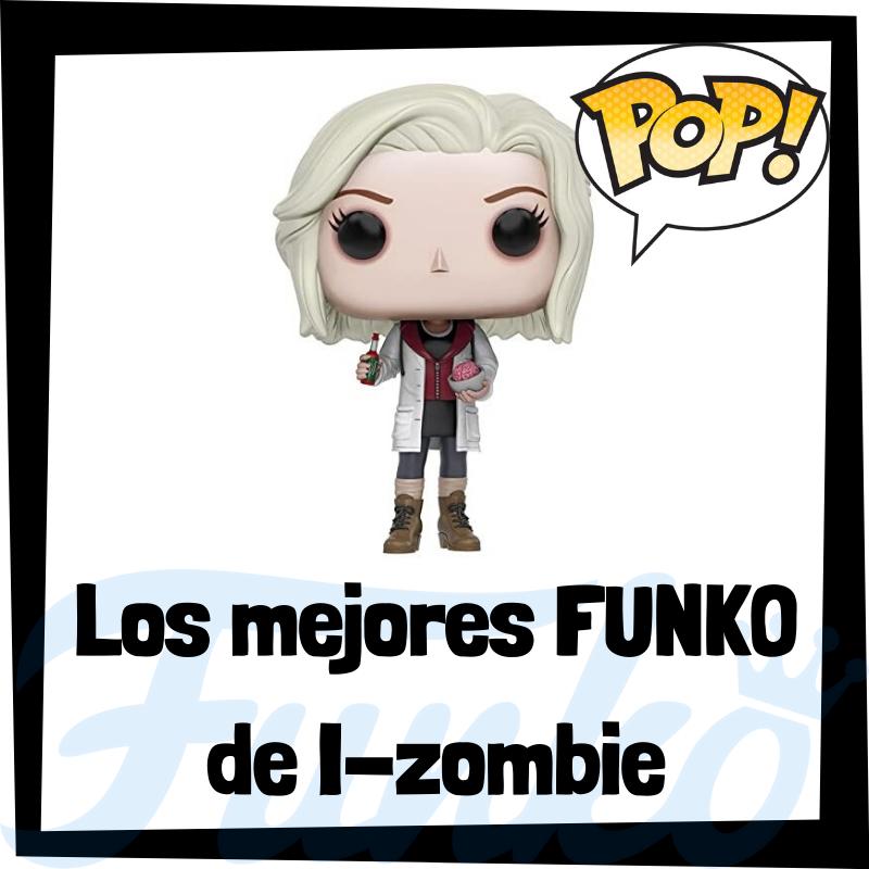 Los mejores FUNKO POP de I-Zombie