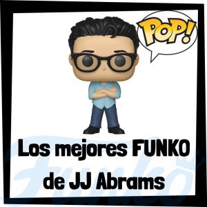 Los mejores FUNKO POP de JJ Abrams - Los mejores FUNKO POP de personajes históricos - Los mejores FUNKO POP de directores de cine