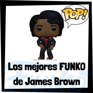 Los mejores FUNKO POP de James Brown - Los mejores FUNKO POP de James Brown - Los mejores FUNKO POP de grupos de música de Rock and Roll
