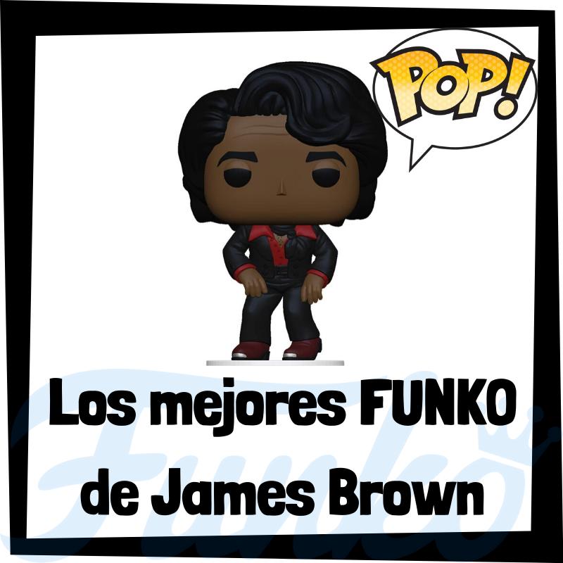 Los mejores FUNKO POP de James Brown