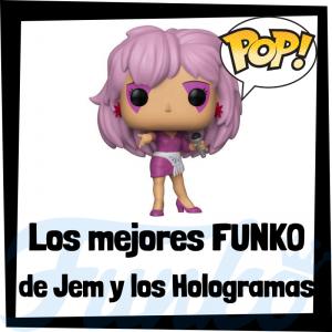 Los mejores FUNKO POP de Jem y los Hologramas