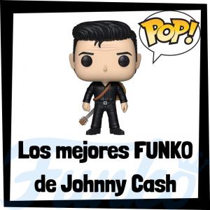 Los mejores FUNKO POP de Johnny Cash - Los mejores FUNKO POP de Johnny Cash - Los mejores FUNKO POP de grupos de música de Rock and Roll