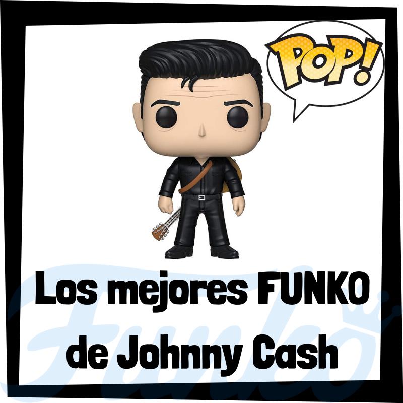 Los mejores FUNKO POP de Johnny Cash