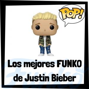 Los mejores FUNKO POP de Justin Bieber - Los mejores FUNKO POP de Justin Bieber - Los mejores FUNKO POP de grupos de música de POP