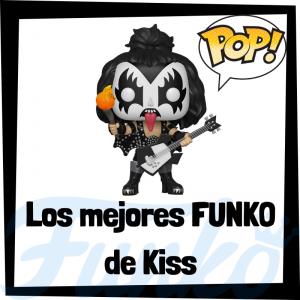 Los mejores FUNKO POP de Kiss - Los mejores FUNKO POP de los integrantes de Kiss - Los mejores FUNKO POP de grupos de música de Rock and Roll