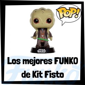Los mejores FUNKO POP de Kit Fisto - Los mejores FUNKO POP de Star Wars - Los mejores FUNKO POP de las Guerra de las Galaxias