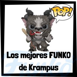 Los mejores FUNKO POP de Krampus - Los mejores FUNKO POP de personajes históricos y seres mitológicos - Los mejores FUNKO POP de seres únicos