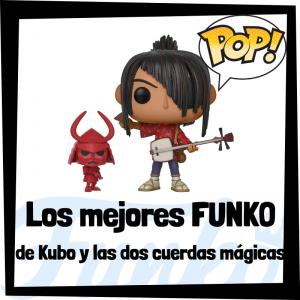 Los mejores FUNKO POP de Kubo y las dos cuerdas mágicas - FUNKO POP de películas de animación
