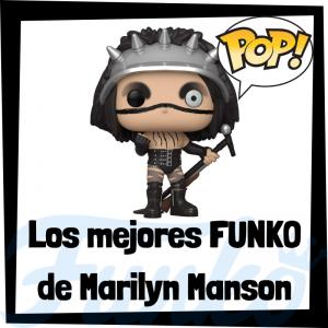 Los mejores FUNKO POP de Marilyn Manson - Los mejores FUNKO POP de Marilyn Manson - Los mejores FUNKO POP de grupos de música de Rock