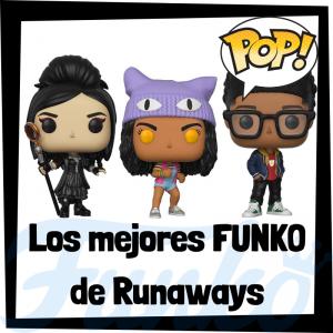Los mejores FUNKO POP de Marvel Runaways - Los mejores FUNKO POP de personajes de Marvel Runaways - Funko POP de series de televisión
