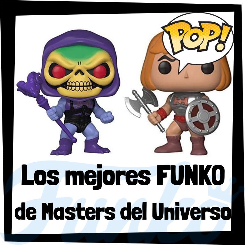 Los mejores FUNKO POP de Masters del Universo