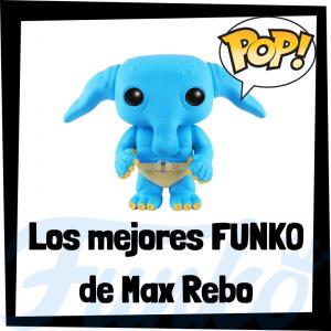 Los mejores FUNKO POP de Max Rebo - Los mejores FUNKO POP de Star Wars - Los mejores FUNKO POP de las Guerra de las Galaxias