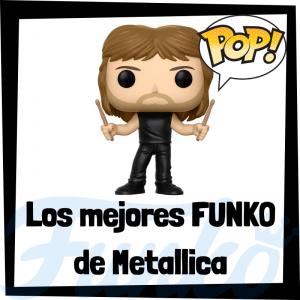 Los mejores FUNKO POP de Metallica - Los mejores FUNKO POP de los integrantes de Metallica - Los mejores FUNKO POP de grupos de música de Rock and Roll