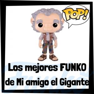 Los mejores FUNKO POP de Mi amigo el Gigante - The BFG - The Big Friendly Giant - FUNKO POP de películas