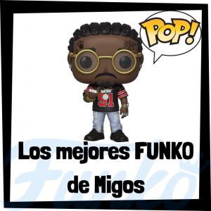 Los mejores FUNKO POP de Migos - Los mejores FUNKO POP de los integrantes de Migos - Los mejores FUNKO POP de grupos de música de Trap