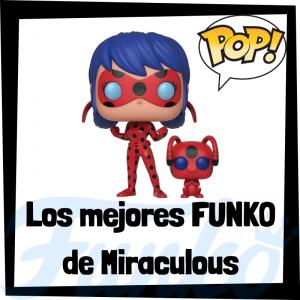 Los mejores FUNKO POP de Miraculous, las aventuras de Ladybug - Funko POP de series de televisión de dibujos animados