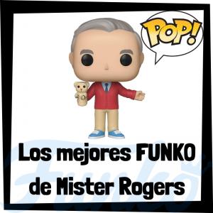 Los mejores FUNKO POP de Mister Rogers - Los mejores FUNKO POP de personajes históricos - Los mejores FUNKO POP de presentadores de televisión