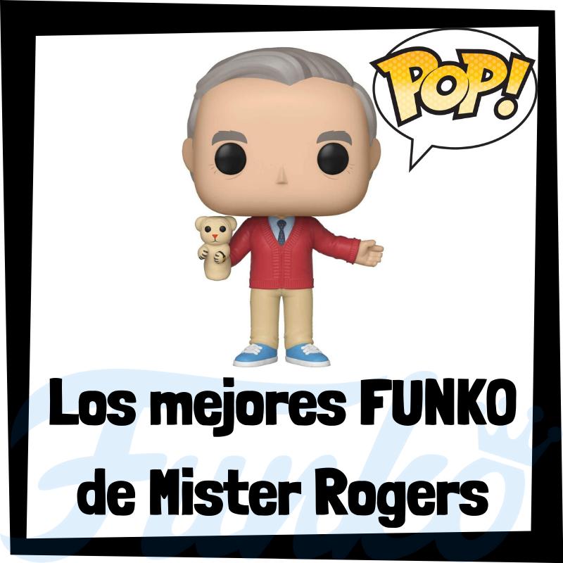 Los mejores FUNKO POP de Mister Rogers