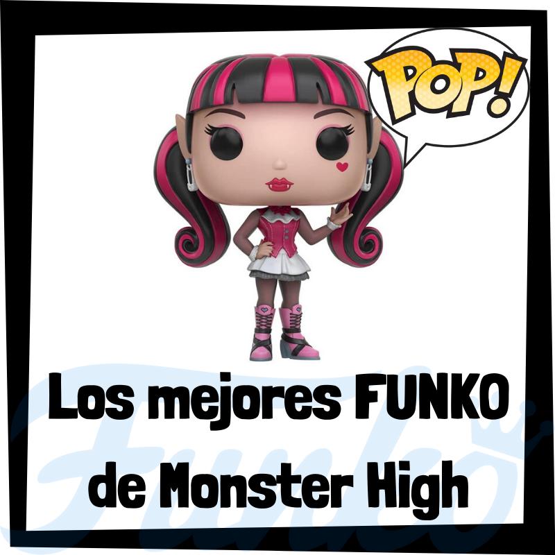 Los mejores FUNKO POP de Monster High