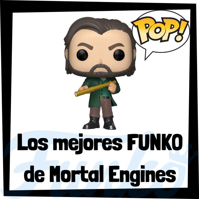 Los mejores FUNKO POP de Mortal Engines