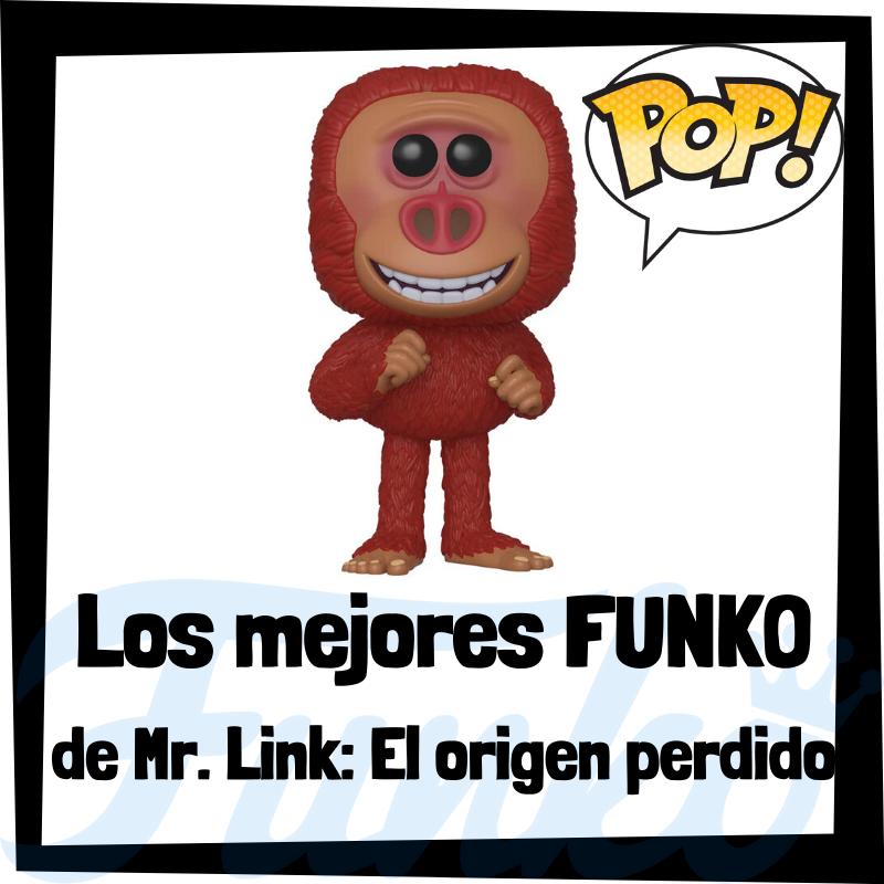 Los mejores FUNKO POP de Mr. Link: El origen perdido