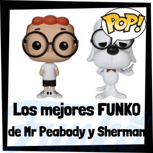 Los mejores FUNKO POP de Mr. Peabody y Sherman - Funko POP de series de televisión de dibujos animados