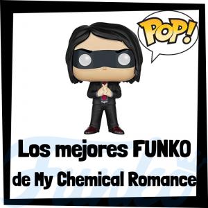 Los mejores FUNKO POP de My Chemical Romance - Los mejores FUNKO POP de los integrantes de My Chemical Romance - MCR - Los mejores FUNKO POP de grupos de música de Rock and Roll