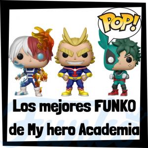 Los mejores FUNKO POP de My Hero Academia