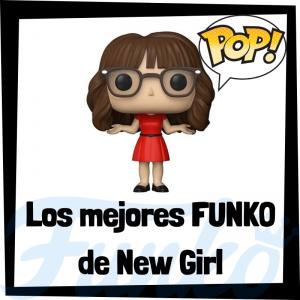 Los mejores FUNKO POP de New Girl - Los mejores FUNKO POP de personajes de New Girl - Funko POP de series de televisión