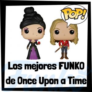 Los mejores FUNKO POP de Once Upon a Time - Los mejores FUNKO POP de personajes de Érase una vez - Funko POP de series de televisión