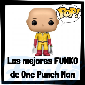Los mejores FUNKO POP de One Punch Man - Funko POP de series de anime