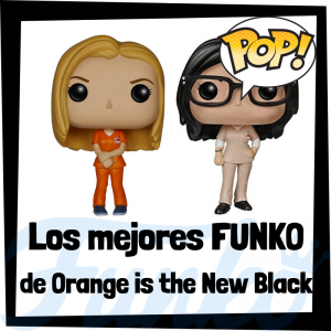 Los mejores FUNKO POP de Orange is the New Black - Los mejores FUNKO POP de personajes de Orange is the New Black - Funko POP de series de televisión