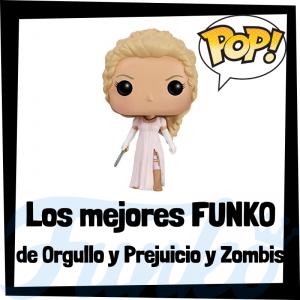 Los mejores FUNKO POP de Orgullo y Prejuicio y Zombis - Pride and Prejudice and Zombies - FUNKO POP de películas